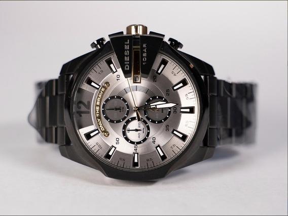 Reloj Para Hombre Diesel Dz4479 Cronógrafo Nuevo En Caja