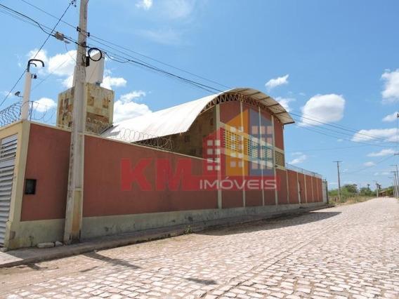 Vende-se Prédio Comercial Com Galpão - Pr2395