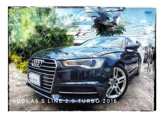 Audi A6 S-line 2.0 252 Hp