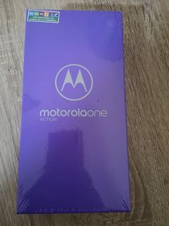 Moto One Action 128gb