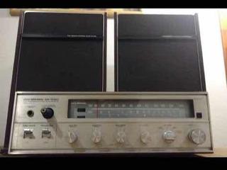 Equipo De Música Ken Brown Sa-5000 En Perfecto Estado