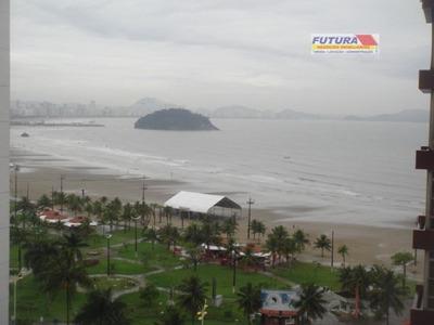 Sala Living Boa Com Vista Para O Mar. - St0155