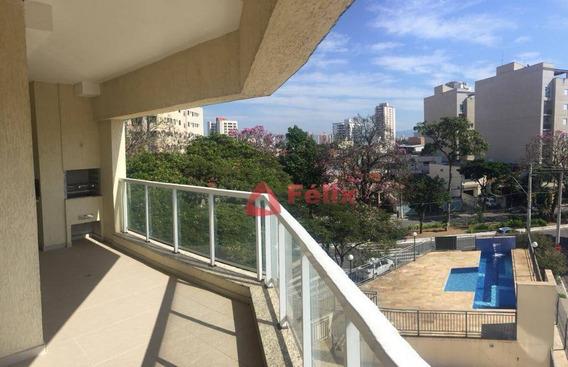 Apartamento Com 3 Dormitórios À Venda, 125 M² Por R$ 475.000 - Edifício Étoile - Jardim Eulália - Taubaté/sp - Ap1508