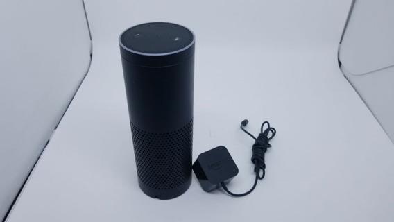 Echo Alexa Caixa De Som C/ Bluetooth Semi Nova S/caixa