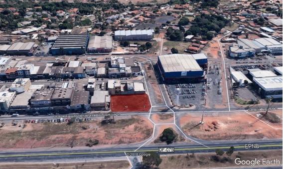 Terreno Em Área De Desenvolvimento Econômico, Águas Claras/df De 0m² À Venda Por R$ 4.400.000,00 - Te237188