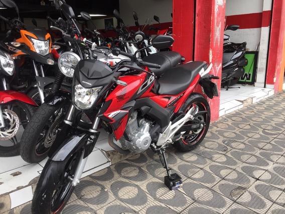 Honda Cb Twister Ano 2019 Vermelha Shadai Motos