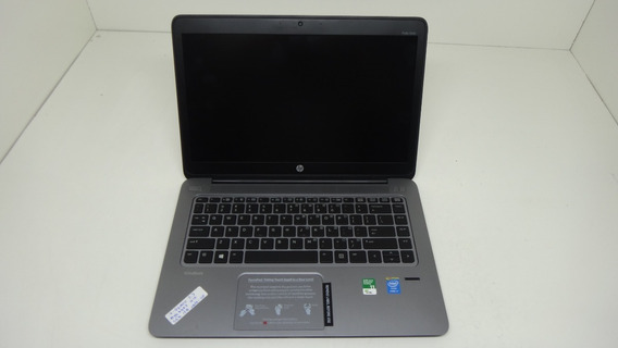 Eliteboook Hp Folio 1040 I7- 4600 8gb Ddr3 Ssd 240gb