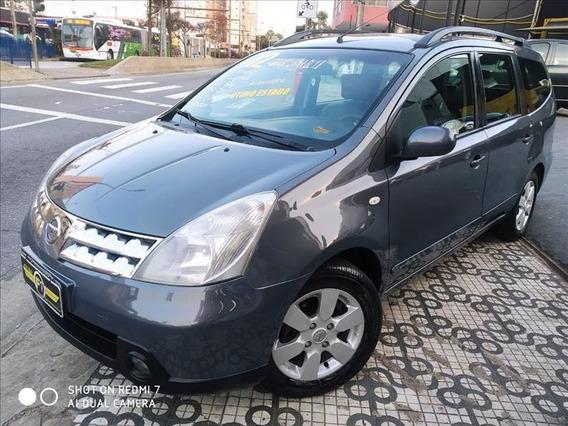 Nissan Grand Livina Sl 1.8 Flex 7 Lugares Automática 2012