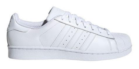 Zapatillas adidas Superstar Foundation Blanca Unisex