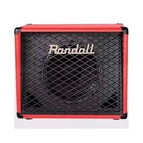 Caixa Para Guitarra Randall Rd-112-d Red - Riff Music Store