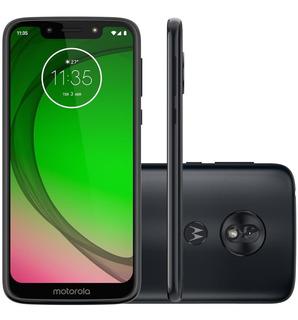 Smartphone Motorola Moto G7 Play 32gb Indigo