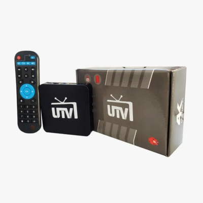 Smart Tv Android Utv Box