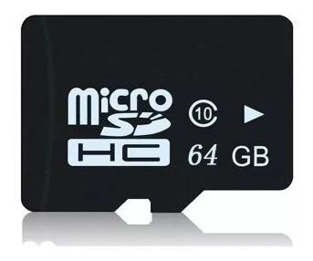 Cartão De Memoria Micro Sd Hc 64gb - Promoção