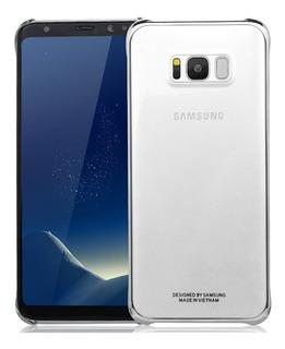 Funda S8 S9 Plus Samsung Transparente Antigolpe S8+ S9+