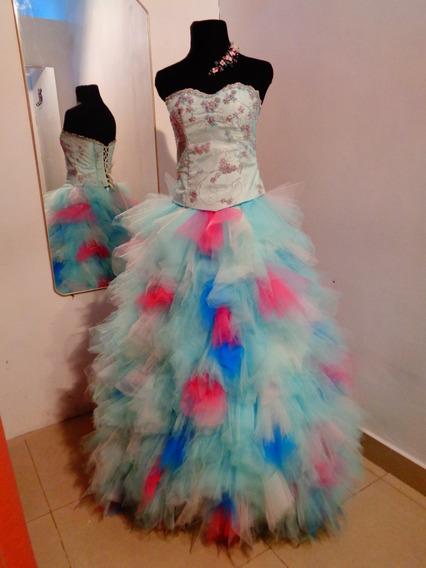 Vestido De 15 Fiesta
