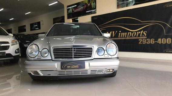 Mercedes E 420 4.2 Avantgarde V8 4p - Noviswsima Raridade