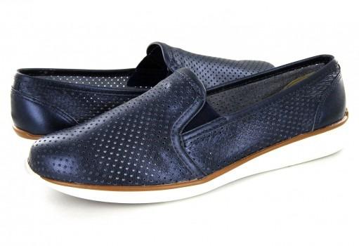 Zapatos Flexi 28202 Azul 22.0 - 27.0 Damas