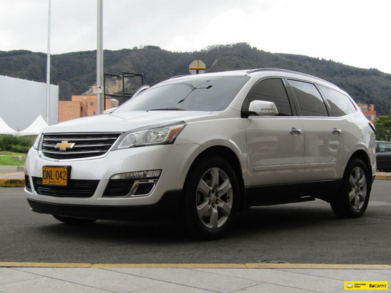 Chevrolet Traverse Lt At 3600cc Aa Ab Abs