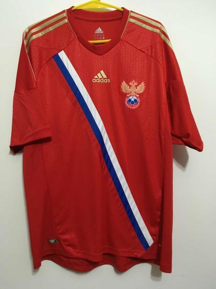 Camiseta Selección Rusia 2012