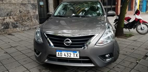 Nissan Versa 1.6 Advance Mt 2019