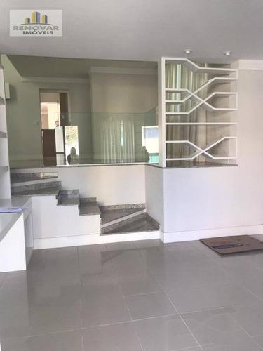 Imagem 1 de 30 de Sobrado Com 3 Dormitórios À Venda, 250 M² Por R$ 1.600.000,00 - Vila Oliveira - Mogi Das Cruzes/sp - So0413