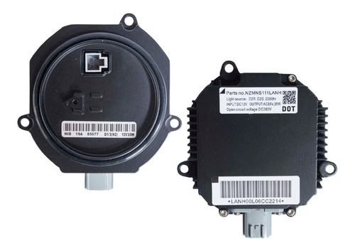 Imagen 1 de 8 de Balastra Xenon Panasonic Nissan Subaru Infinity D1/3-n2