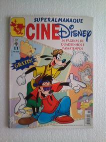 Superalmanaque Cine Disney Nº 11 Quadrinhos E Passatempos