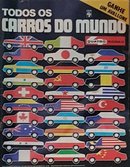 Revista Todos Os Carros Do Mundo