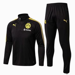 Conjunto Agasalho Do Borussia Dortmund 2018 Oficial - Descontão