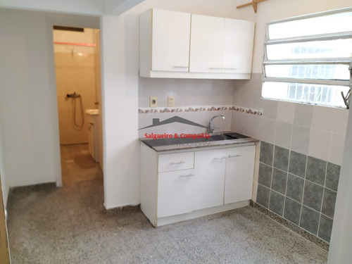 Apartamento De 1 Dormitorio Con Terraza En Punta Carretas