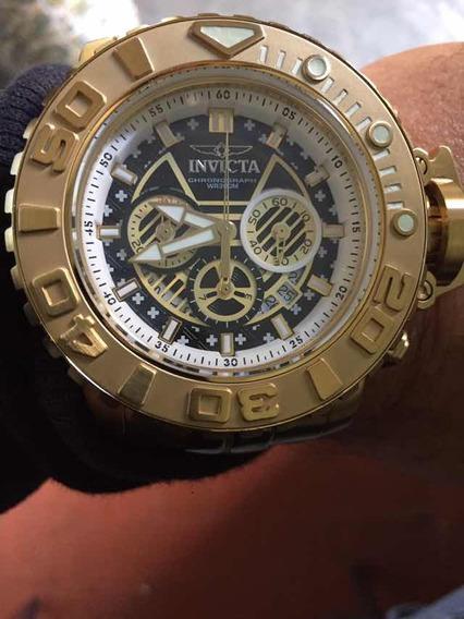 Relógio Invicta Sea Hanter.