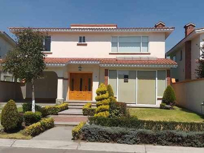 Casa En Renta En Metepec Fracc Rincon Viejo