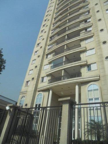 Imagem 1 de 14 de Apartamento Tatuape - Néo Clássico Três Dormitórios Sendo Um Suite Três Vagas - Ap0354