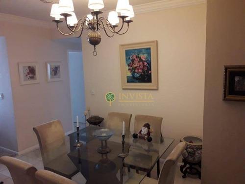 Imagem 1 de 22 de Apartamento Com 3 Dormitórios, Sendo 1 Suite Próximo Ao Hospital Da Unimed - Ap4184