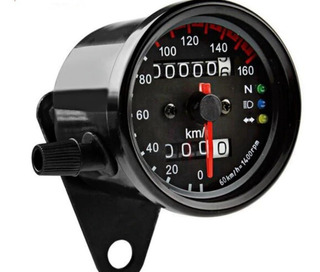 Velocímetro Análogo Universal (café Racer)