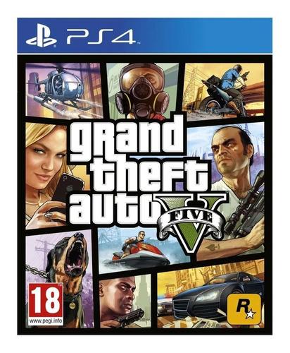 Juego Playstation 4 Gta Gran Theft Auto V / Catalogue Group