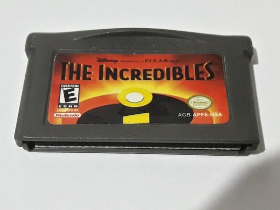Jogo Game Boy Advance Os Incríveis/ The Incredibles ! !