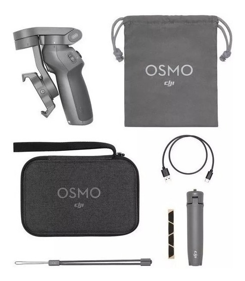 Dji Osmo Mobile 3 Combo Smartphone Gimbal Of100