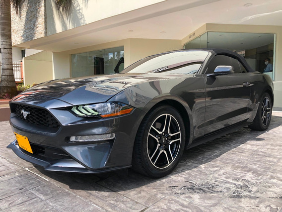 Ford Mustang 2.3l Ecoboost Convertible