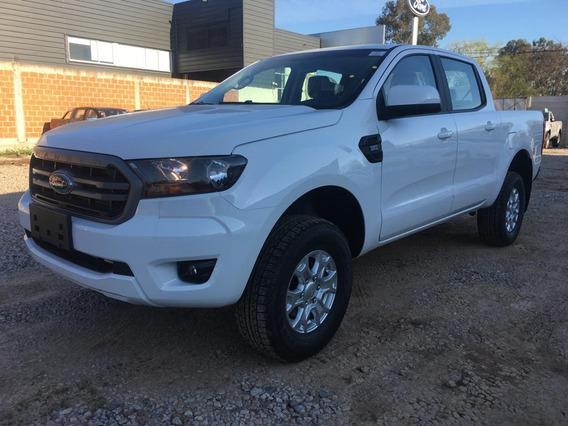 Nueva Ford Ranger Xls 3.2 Automatica 4x2 Linea 2020