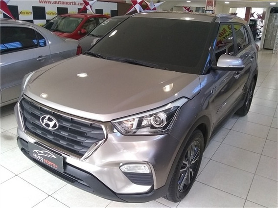 Hyundai Creta 1.6 16v Flex 1 Million Automático