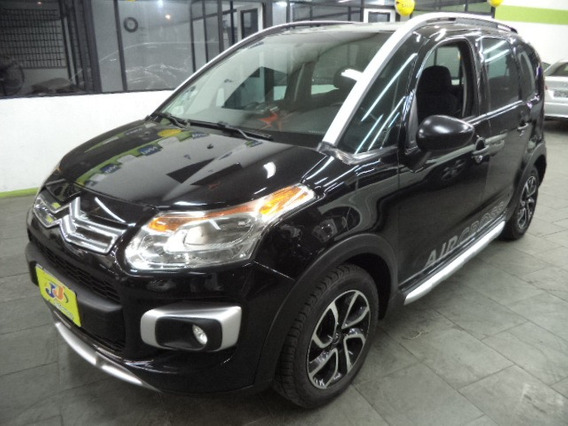 Citroën Aircross Exclusive 1.6 16v Flex Couro Completo 2013