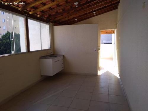 Imagem 1 de 15 de Cobertura Para Venda Em Santo André, Campestre, 2 Dormitórios, 1 Suíte, 3 Banheiros, 2 Vagas - Francooma_2-919355