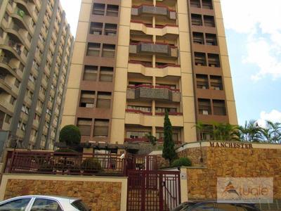 Apartamento Com 3 Dormitórios À Venda, 96 M² - Centro - Campinas/sp - Ap6180
