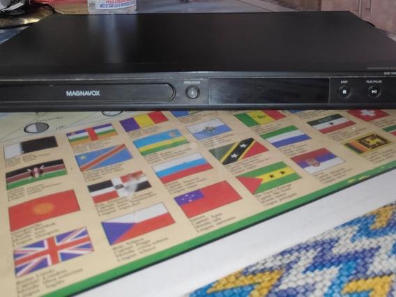 Dvd Player Magnavox C/ Controle Remoto Mdv437x/78