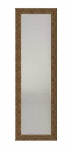 Espelho Com Moldura Goeldi 220 X 70 Cm Imbuia Victor Decor