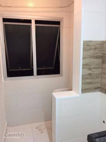 Imagem 1 de 13 de Apartamento Com 1 Dormitório, 40 M² - Venda Por R$ 145.000,00 Ou Aluguel Por R$ 650,00/mês - Botafogo - Campinas/sp - Ap7770