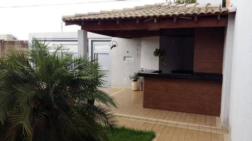Imagem 1 de 30 de Casa À Venda, 220 M² Por R$ 470.000,00 - Concórdia I - Araçatuba/sp - Ca1043