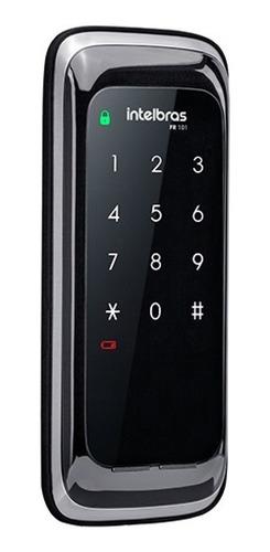 Fechadura Digital Intelbras Fr 101 Senha Touch Screen