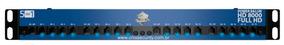 Rack Onix Horizontal Hd 8000 8 Canais Balun Rj 45 Fonte 15a